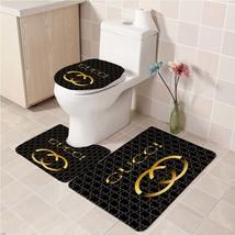 Hot Sale Gucci545 Toilet Set Anti Slip Good For Decoration Your Bathroom  - $20.09