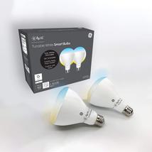 C by GE BR30 Smart Light Bulbs - Smart Flood Light Bulbs, Tunable White Light Bu - $59.38