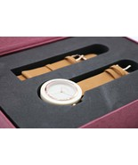real natural marble stone watch - $68.00