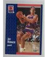 Jeff Hornacek - Phoenix Suns - Fleer 91 #160 - Basketball Card - Guard. - $0.97