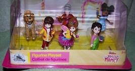 Disney Store FANCY NANCY Figurines Playset Set of 6 New - $17.50