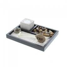 TABLETOP ZEN GARDEN KIT - $15.31