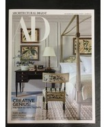 AD Architectural Digest Magazine Tory Burch Dreamy Hamptons Getaway Oct ... - $9.89