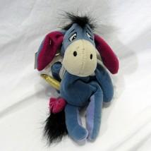 Eeyore Cupid Plush Disney Winnie the Pooh Stuffed Animal Toy Mini Bean Bag - $19.99