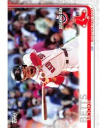 2019 Topps Opening Day #33 Mookie Betts NM-MT Red Sox - $1.10