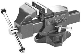 59113 Heavy Duty Swivel Bench Vice, 4-Inch - $93.90