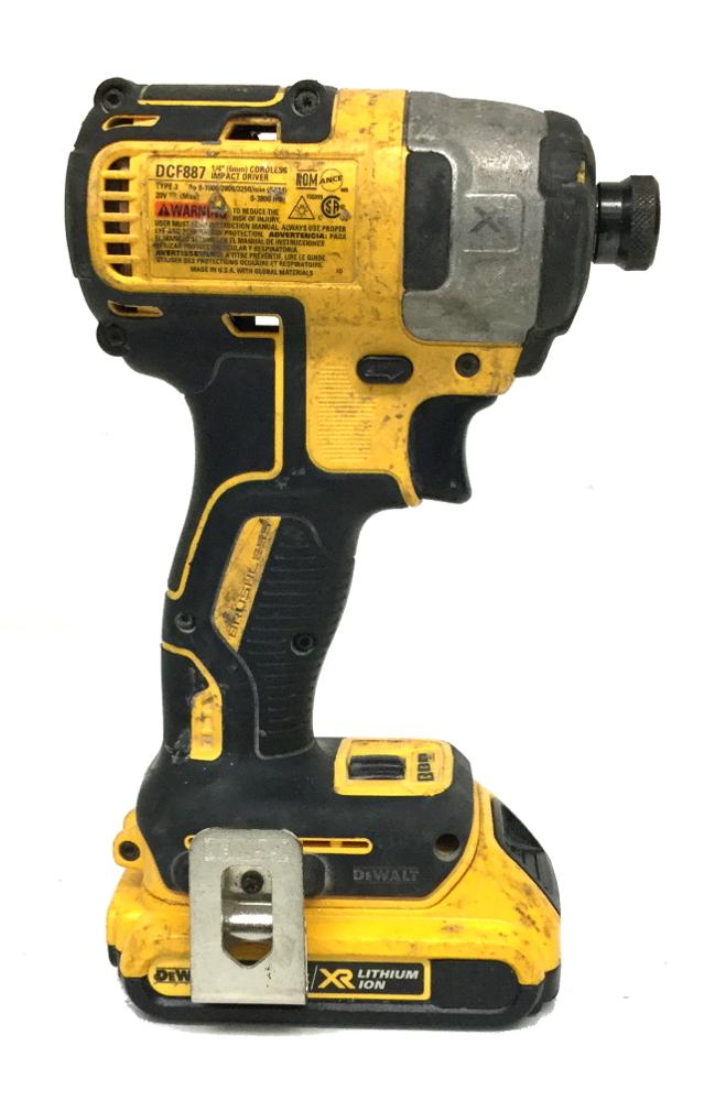 Dewalt Corded Hand Tools Dcf887 image 2