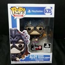 Pop! Games - Horizon # 635 - Aloy Shadow & Stalwart Armor Gamestop Exclu... - $18.80