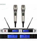Pro 200 Channel Wireless SKM9000 Handheld Microphone UR4 Digital Karaoke... - $187.76