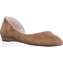 Jessica Simpson Lynsey Ballet Flats, Honey Brown, 8 US / 38 EU - $37.43