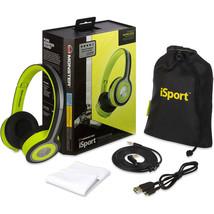 Monster Headphones  iSport Freedom Wireless Bluetooth On-Ear Sweat Proof - $138.59
