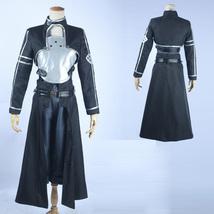 Sword Art Online Kirito (Gun Gale online ) GGO Cosplay Costume - $107.09