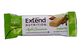 Extend Bar Apple Cinnamon Delight - $2.05