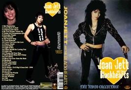 Joan Jett & the Blackhearts Music Video DVD - $16.95