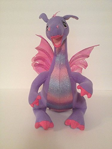 Penelope Talking Dragon Plush Doll from Barbie as Rapunzel - 12 Inches