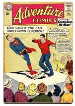 ADVENTURE COMICS #305 1963 DC Mon-el helps create the Legion ring - $47.92