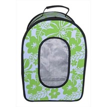 A&E Cage HB1506L Green 18.5 X 13.5 X 9 In. Large Soft Sided Travel Carrier - $56.68