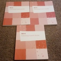 (3) K12 Art 4 coach Pages - Semester 1 And 2 - $10.04