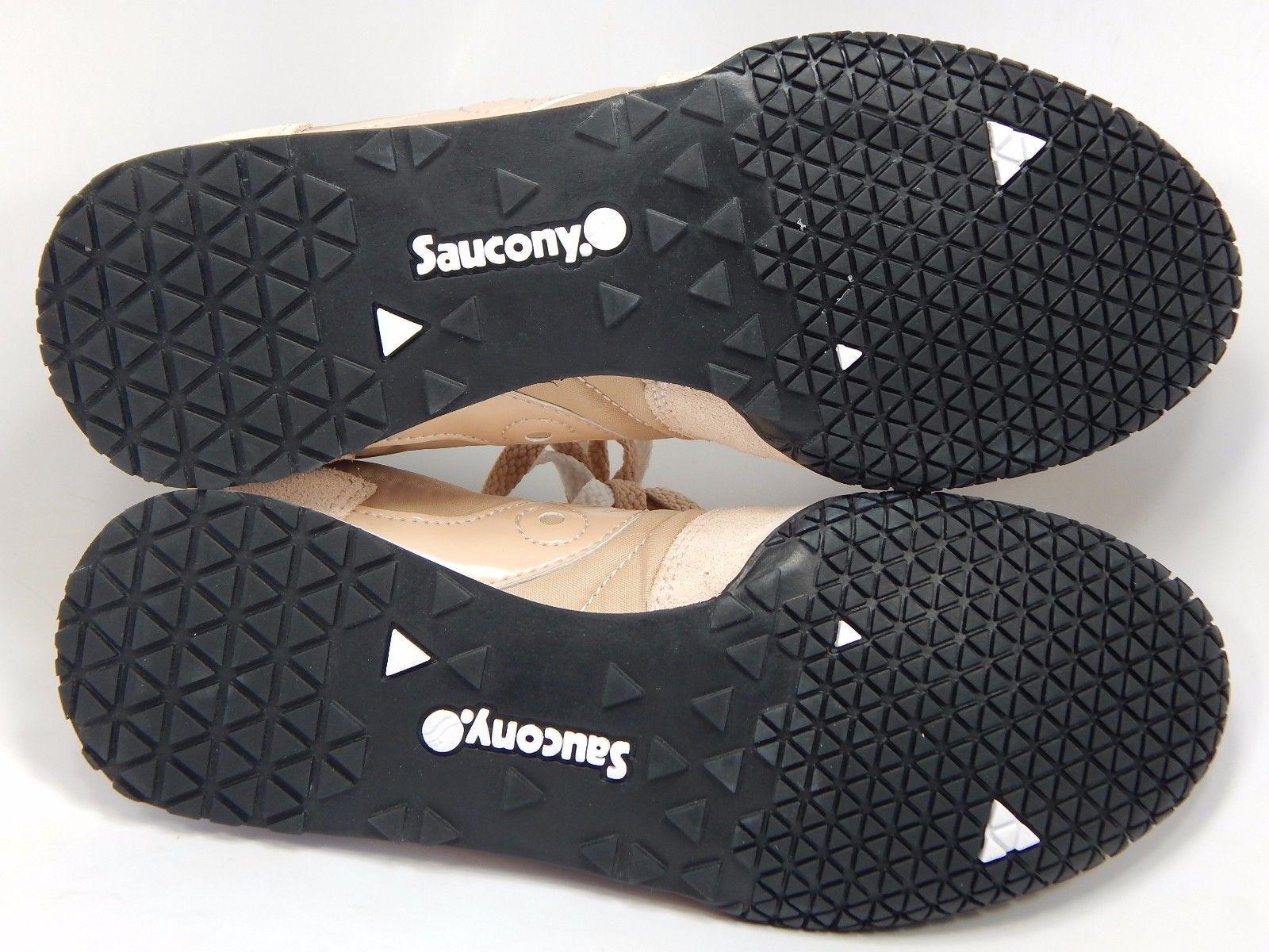 Saucony Original Bullet Women's Running Shoes Size 7 M (B) EU 38 Tan S1943-165