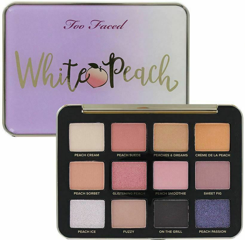 Primary image for Too Faced White Peach Multi-Dimensional eye shadow Palette