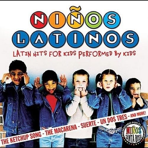 Kids Sing Latin Pop Hits by Various Artists (CD, Apr-2007, St. Clair)