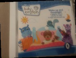 CD Baby Einstein Wake Up And Goodnight Good Night Walt Disney Records 2006  - $7.99