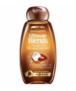 Garnier Ultimate Blends Sleek Restorer Shampoo 250ml - $7.14