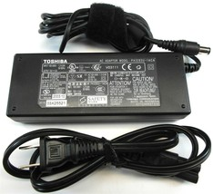 Genuine Toshiba Laptop Charger AC Adapter Power Supply PA3283U-1ACA 15V 5A 75W - $12.99