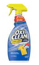 OxiClean Laundry Stain Remover Spray, 21.5 oz - $6.39