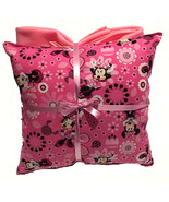 Minnie Mouse Pillow And Blanket Disney Minnie Pillow and Blanket Set Han... - $19.99