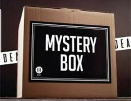 BOX OF Mysteries Electronics, Fashion, Gizmos, $100 total value READ DES... - $9.50