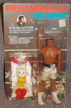 Vintage 1976 Mego Muhammad Ali Action Figure New In The Package - $124.99