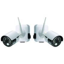 Lorex(R) LWB3822B Add-on Rechargeable Wire-Free 1080p Security Cameras (... - $272.42
