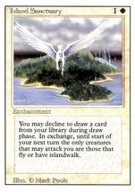 Magic: The Gathering 3rd Edition - Island Sanctuary - $0.99