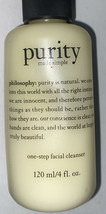 Philosophy Purity One-Step Facial Cleanser - 4 oz / 120 mL - $22.99