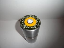 aluminum tube travel humidor - $125.00