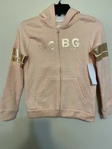 BCBG Girls Peach Hoodie, 8-10 - $24.75
