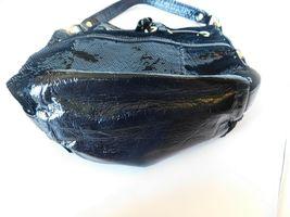 Coach Poppy Black Sequins Drawstring  Bag 17906 image 4