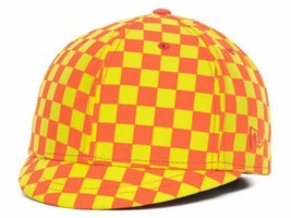 NEW ERA x JEREMY SCOTT Umpire LIMITED EDITION 59Fifty CAP Hat CHECKERED ... - $49.97