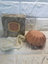 Vintage Retired Chantilly Houbigant Shower Hanging Soap On Rope - $25.84
