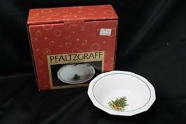 "Pfaltzgraff Xmas Heritage Vegetable Serving Bowl 9"" - $29.39"