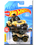Hot Wheels - Bogzilla: HW Ride-Ons #4/5 - #358/365 (2018) *Gold Edition* - $2.50