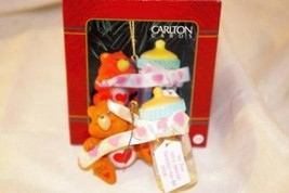Carlton Cards 1998 Parents To Be Christmas Ornament - $6.92