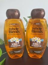 2x Garnier Whole Blends Monoi Oil & Orange Blossom Revitalizing Shampoo 22 oz - $34.64