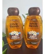 2x Garnier Whole Blends Monoi Oil & Orange Blossom Revitalizing Shampoo ... - $34.64
