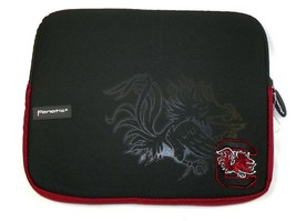 "South Carolina Gamecocks Tablet Computer Sleeve Case Soft Top Bag 11"" x 8.5"""