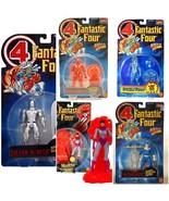 Fantastic Four Action Figures Mint on Card (1994-1996) - Toy Biz - $14.84+