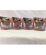 Mattel Disney Pixar Cars 95 Pit Crew Series Whole Collection LOT OF 4 - $49.69