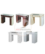 Brand new iQ SPA manicure nail table w/pipe I | Q | V | V2 collections - $282.15+