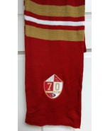 SAN FRANCISCO 49ers SCARF given to 2016 SEASON Ticket holders (New witho... - $12.00